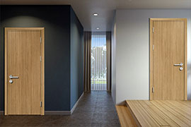 Cửa gỗ chống ẩm Melamine